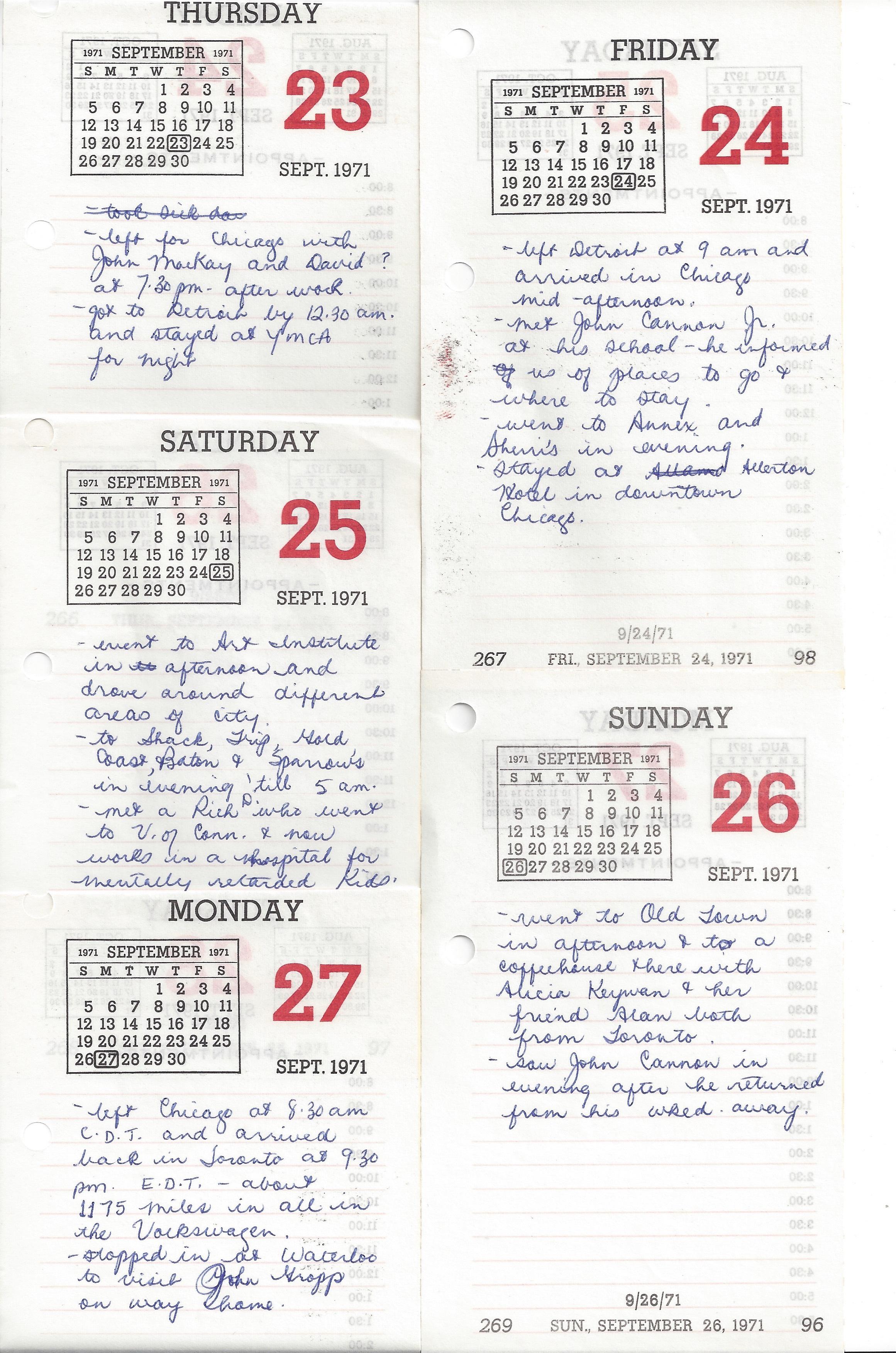 1971 Diary-3