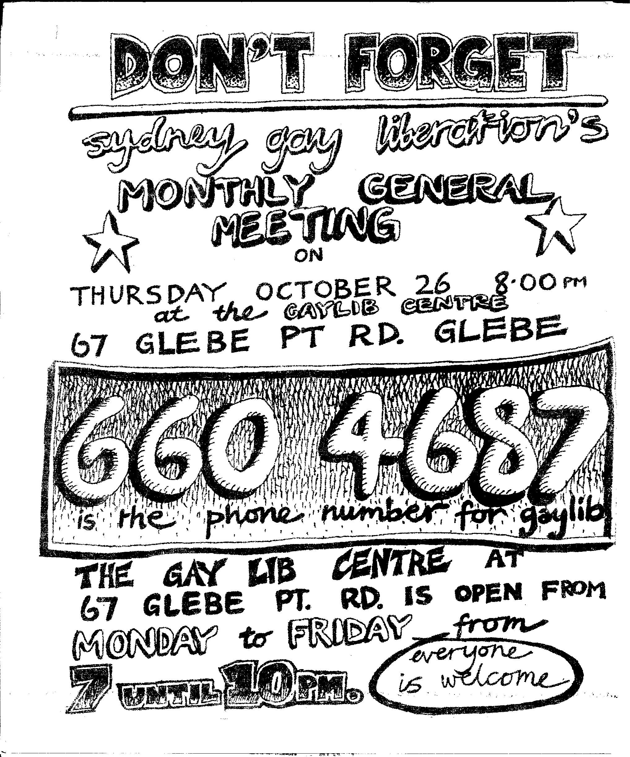 GL Newsletter 4 - 1972